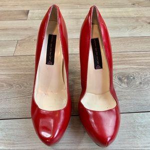 Steve Madden | Nrage Red Heels | Size 7.5